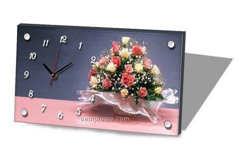 Desk Clock,Fashion Gift Clock,Novelty Craft Clock,Gift Table Colock