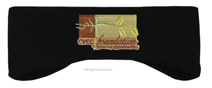 Fusion Embroidered Winter Fleece Ear Band