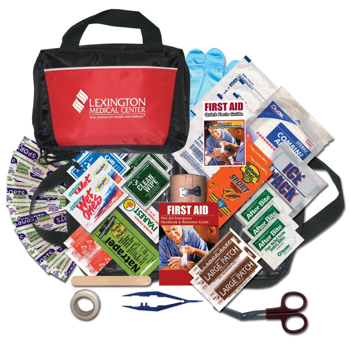 Rugged Outdoor First Aid Kit