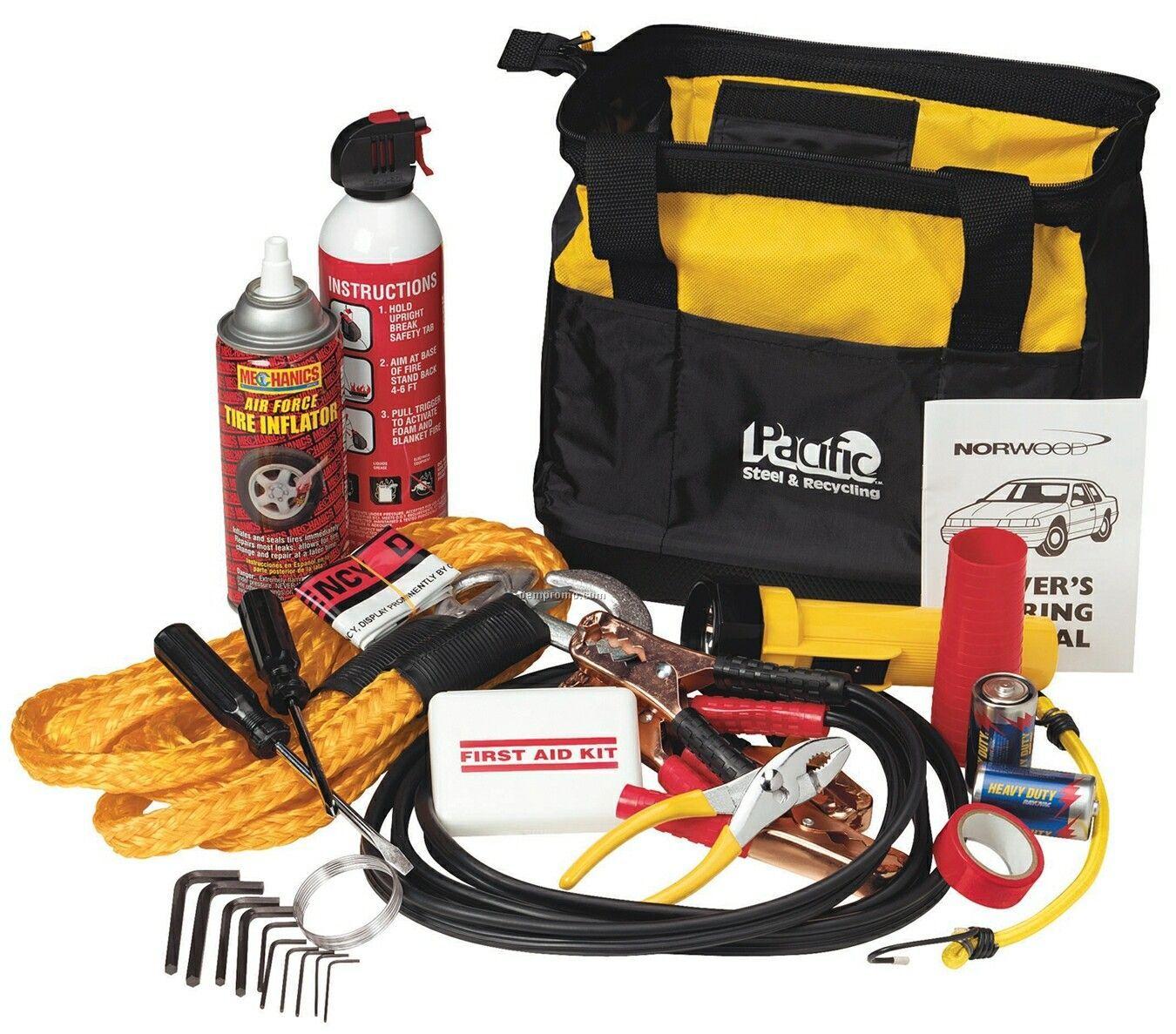 Sentry Safety Premium Open Wide Highway Kit