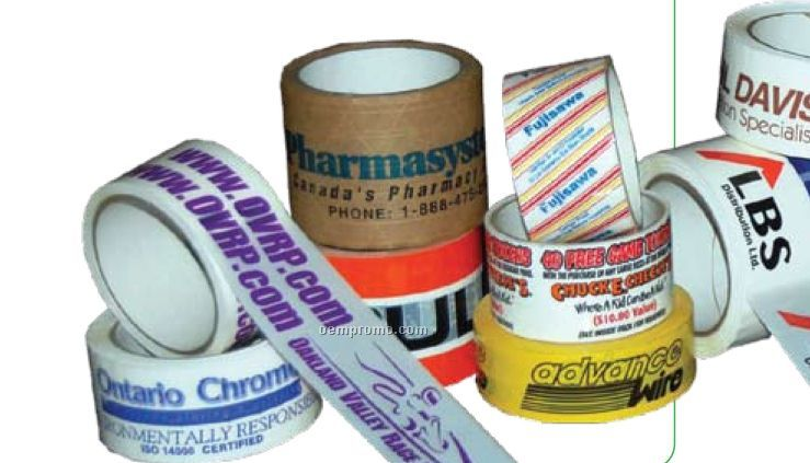 """Clear Polypro 30 Micron Tape (3""""X215')"""