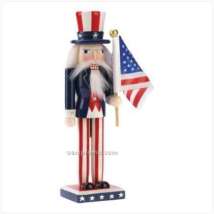 Patriotic Nutcracker