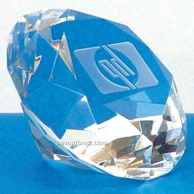 Diamond Shaped Crystal (Screened)