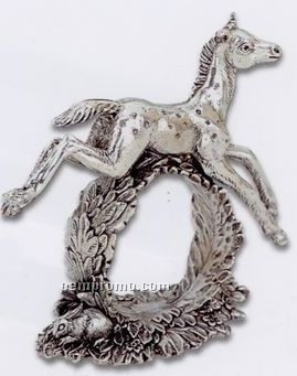 The 1824 Collection Silverplated The Yearling Napkin Ring