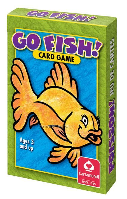 Go fish china wholesale go fish for Go fish games