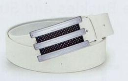 "Trophy 2.0 Belt / 38"" / White"