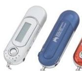 Mp3 Player W/ Voice Recorder (256mb)