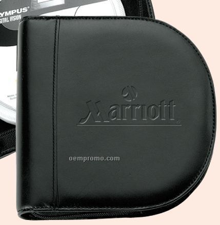 Harmony Leather CD Case