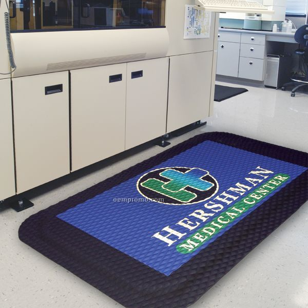 Hog Heaven Impressions Indoor Logo Mat (3'x5')