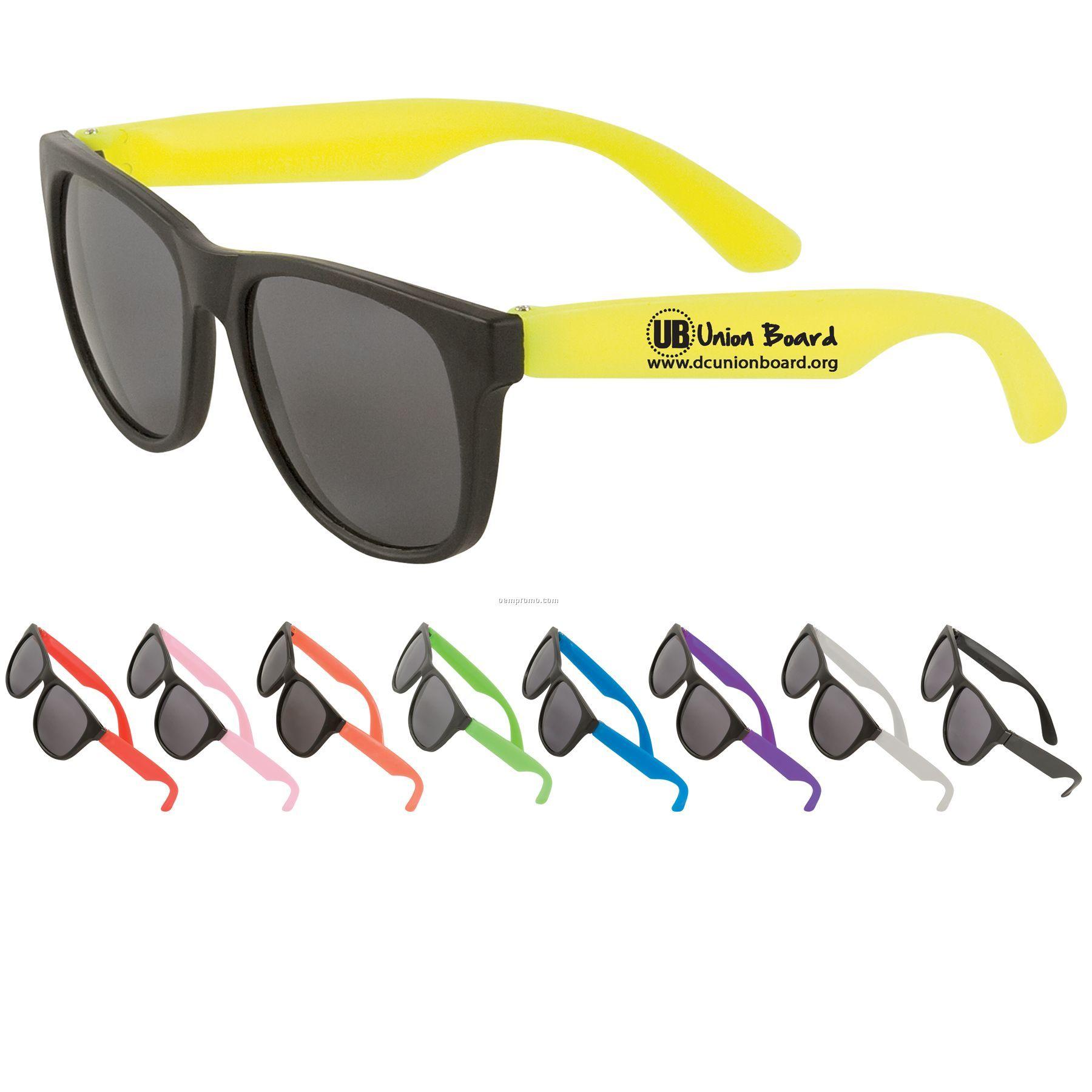 389b8c2600 Plastic Colored Sunglasses In Bulk