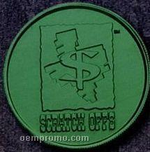 """1"""" Raw Aluminum Coins"""