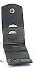 Folding Leather Coin Purse