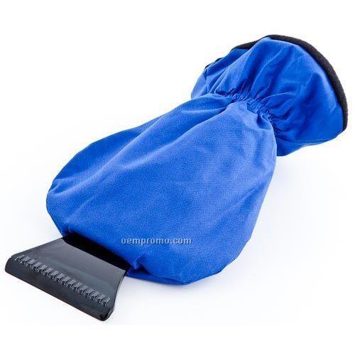 Glove Ice Scraper Set