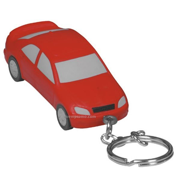 Luxury Car Key Chain Squeeze Toy