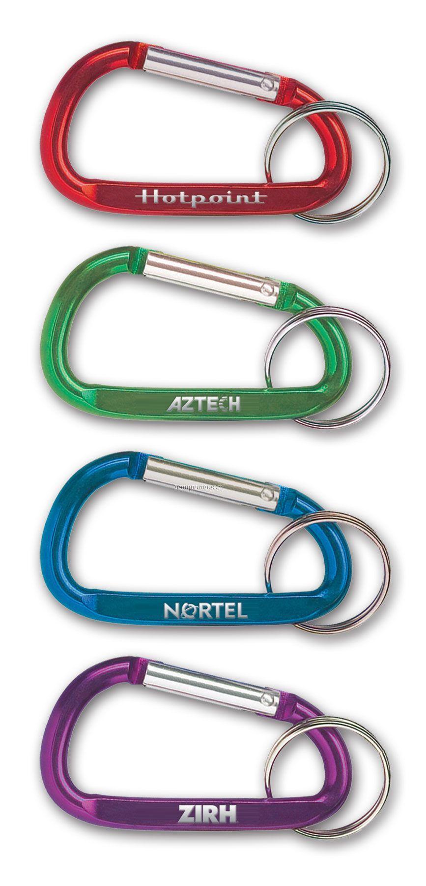 Mini-clip Carabiner Key Ring