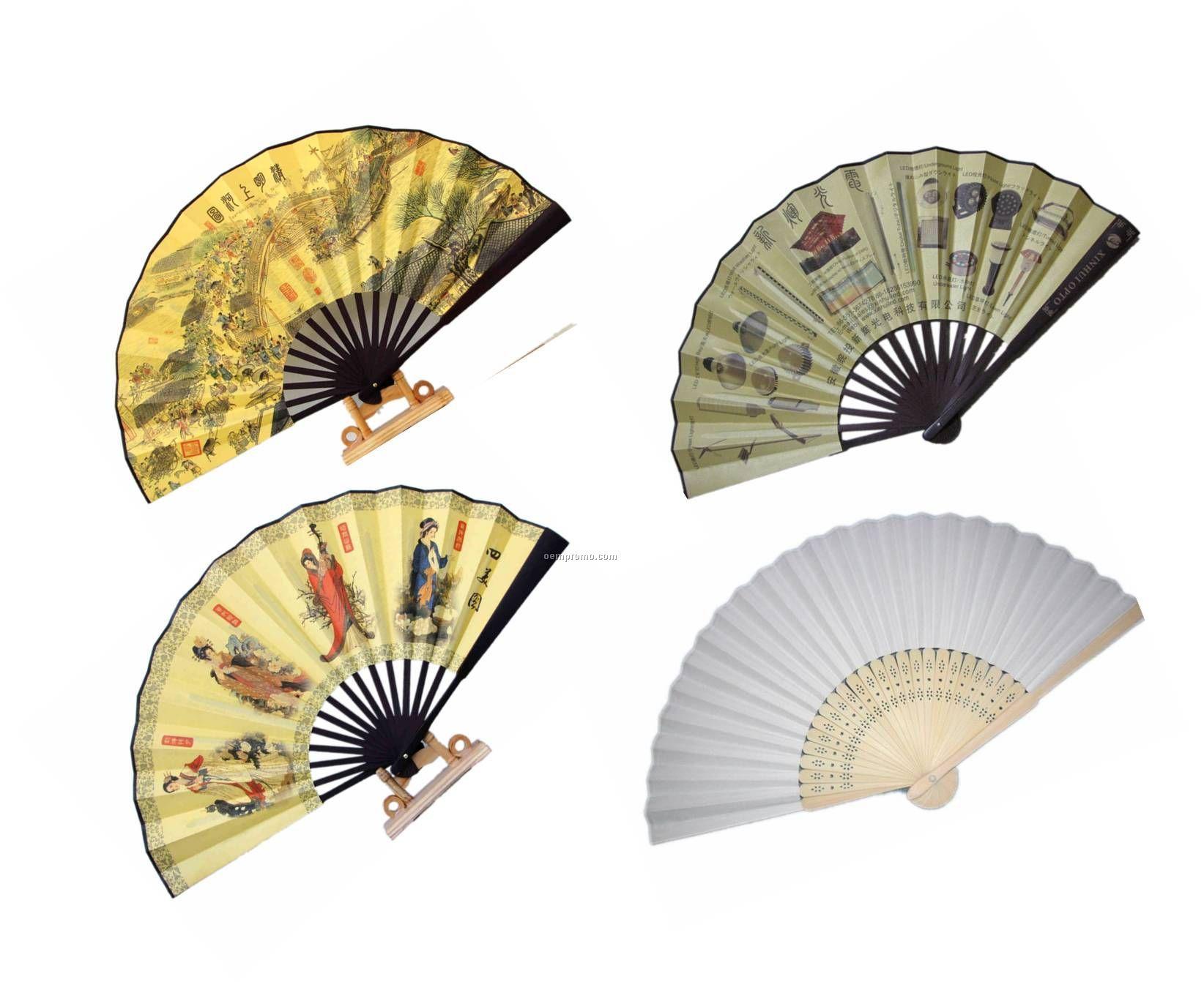 Traditional Paper Fan