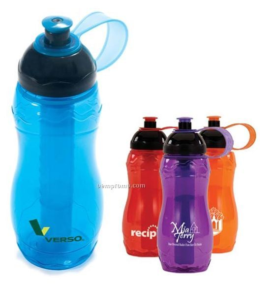 22 Oz. Cool Gear Small Chill Sport Bottle