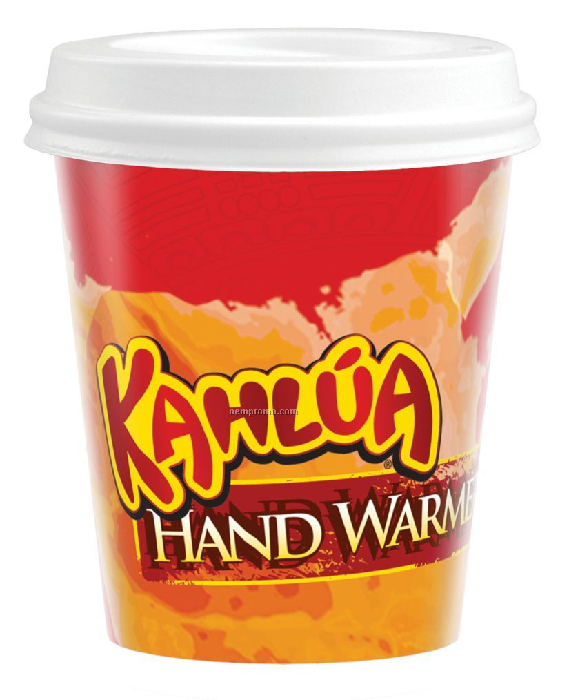 9 Oz. Heavy Duty Paper Hot Cup - Full Color