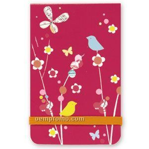 Confetti Garden Mini Journal 6-pack