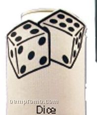 Crazy Frio Beverage Holder - Dice