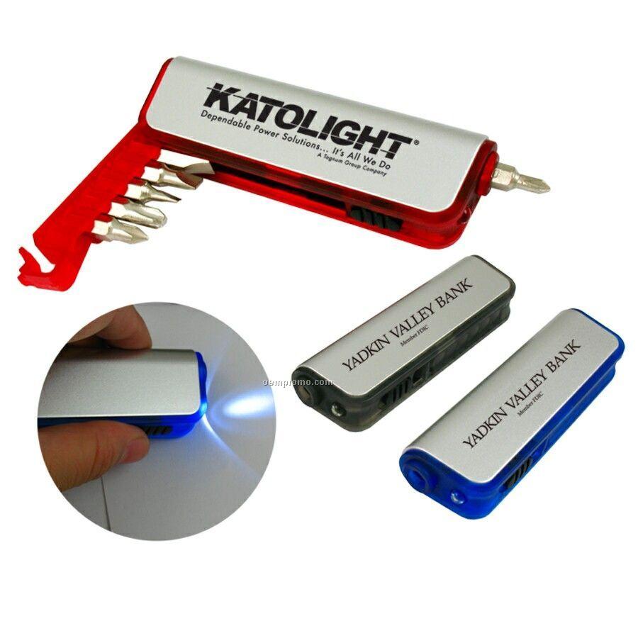 Mini Tool Kit W/ LED Light