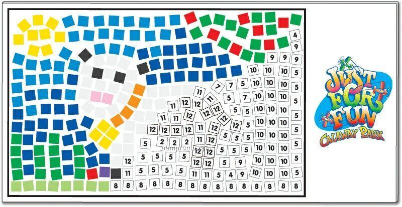 Mosaic Craft Kit - Cow