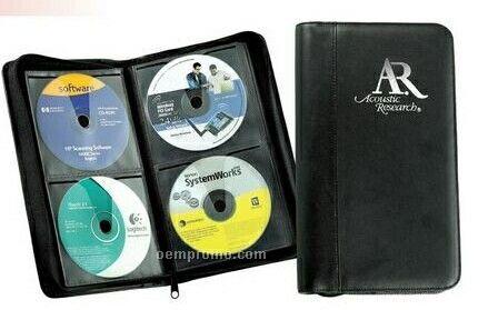 Vienna Leather CD Case