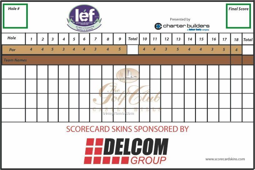 Scorecard Skins