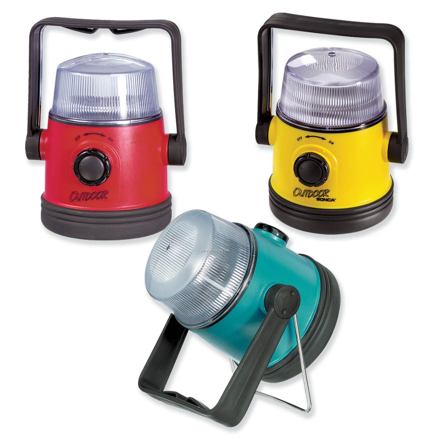 Camping Lantern (Without Batteries)