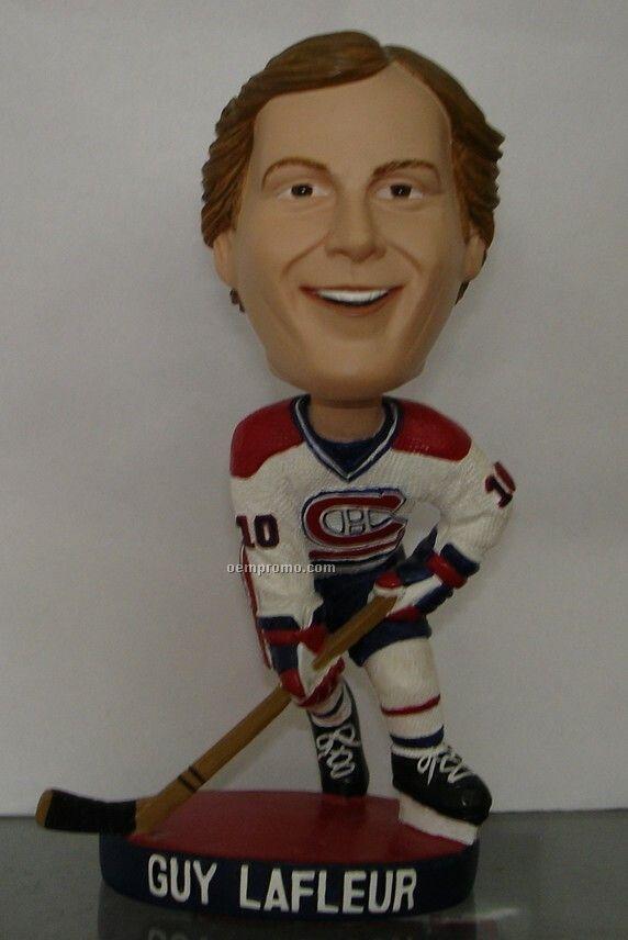 Hockey Bobble Head Doll