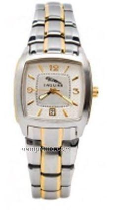 Pedre Women's Triumph Tt Metal Watch W/ Stainless Steel Bracelet