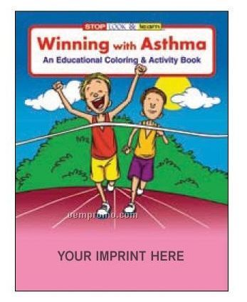 Winning W/Asthma Coloring Book