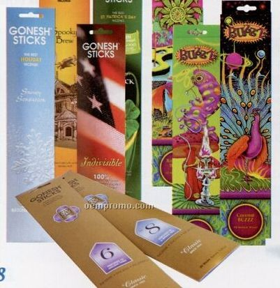Gonesh Classic Incense Sticks Oils & Spices