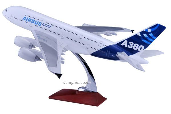 Resin Airplane Model