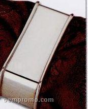 "Sterling Silver 2-1/4"" Napkin Ring"