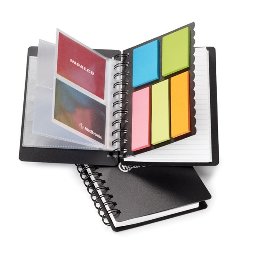 3-in-1 Easi Notes Notebook