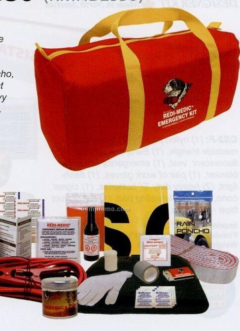 Designer Auto Safety Kit (53 Items)