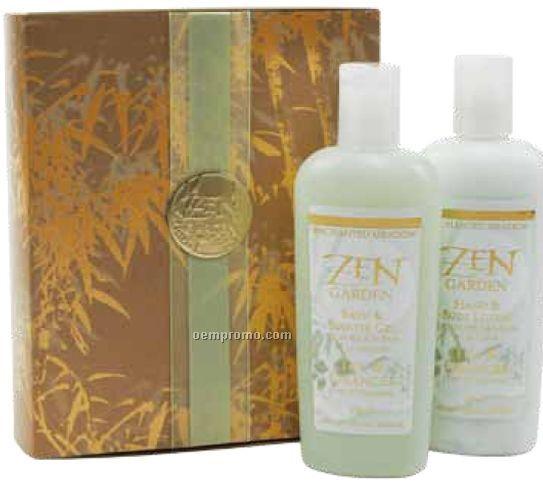 Linden & Mimosa Zen Garden Gift Set
