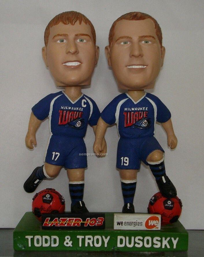 Soccer Bobble Head Doll