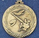 "2.5"" Stock Cast Medallion (Shooting Skeet & Trap)"