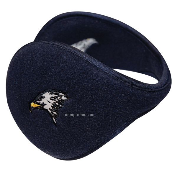 Polar Fleece Collapsible Ear Muffs