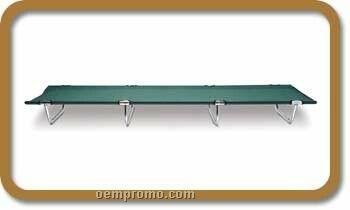 """Voyager"" Compact Aluminum Cot"