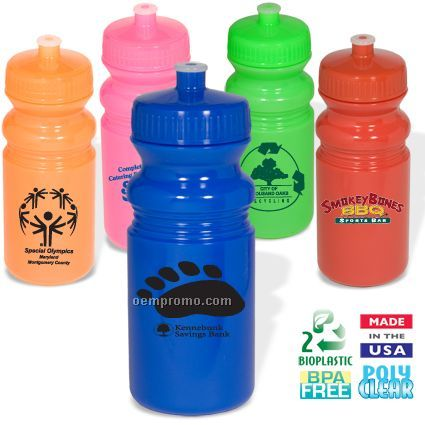 20 Oz. Eco Safe Small Water Bottle