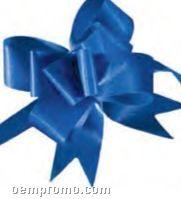 270 Regal Flora Satin Basic Color Magic Pull Bow
