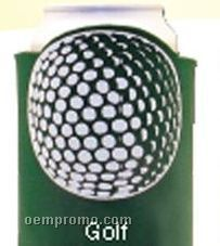 Crazy Frio Beverage Holder - Golf