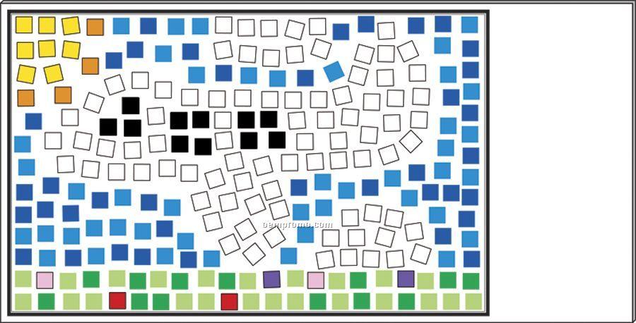 Mosaic Craft Kit - Plane
