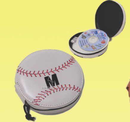 Pvc Sport CD Holder (12 CD Capacity)