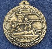 "1.5"" Stock Cast Medallion (Shooting Team)"