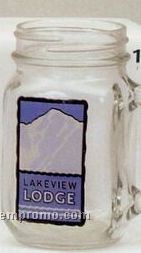 16 Oz. Mason Drinking Jar