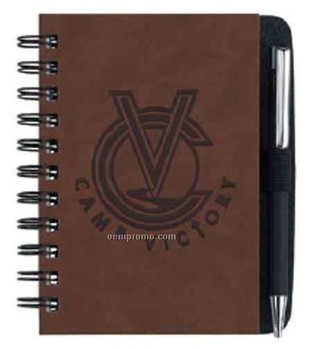 50 Sheet Executive Journal Pen Safe & Pen